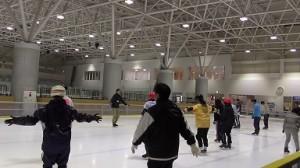 スケート支援者講習会1